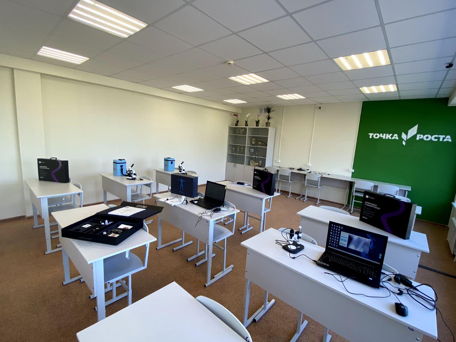 кабинет биология 1